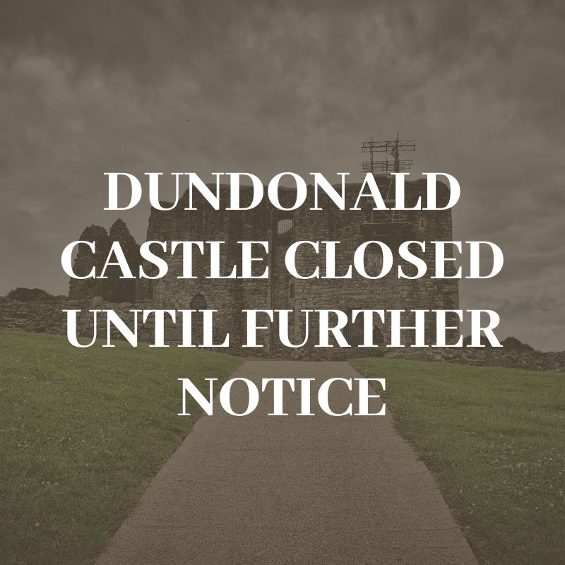 Castle Closure 13/01/2020