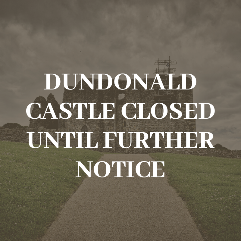 Castle Closure 13/01/2020