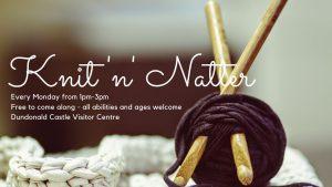 Knit 'n' Natter